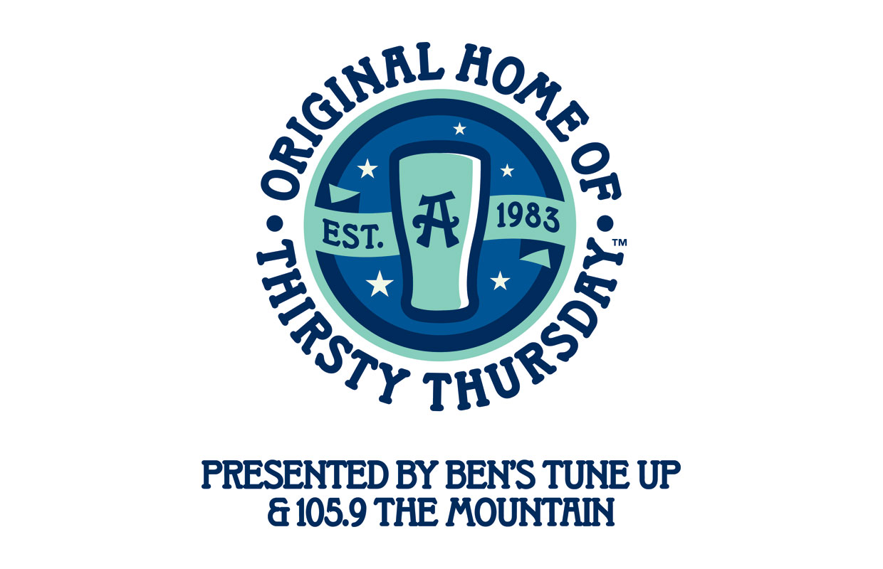 Thirsty Thursdays with 105.9 the Mountain - 105.9 The ...