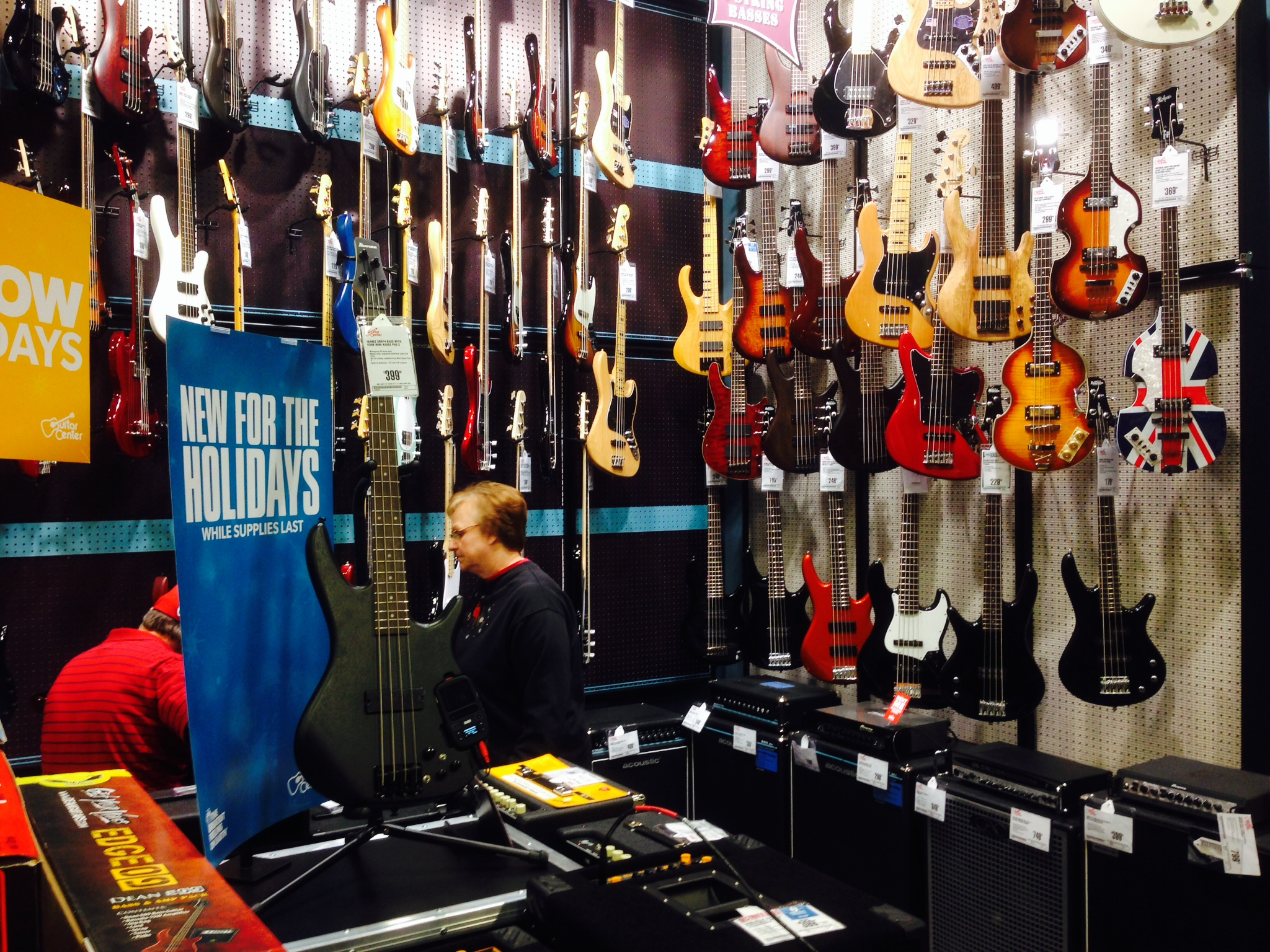 Guitar Center Grand Opening Weekend 105 9 The Mountain105 9 The